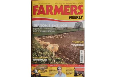 Great Berwick in National Farming Press