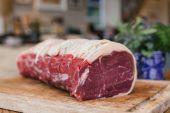 Longhorn Sirloin Roast Rolled