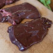 longhorn ox liver