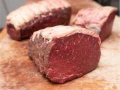 Longhorn top side roast
